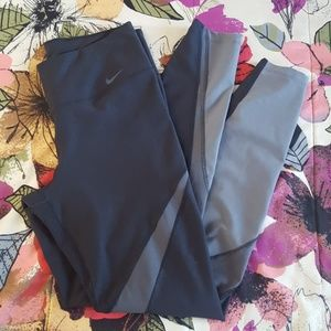 Nike running high rise leggings
